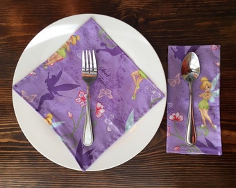 Fairy Luncheon Napkins (4 Count)