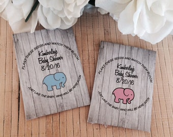Baby shower favors etsy negle Choice Image