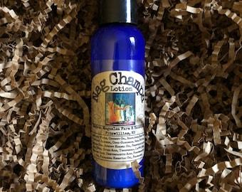 Nag Champa 2 oz Skin Love, light skin moisturizer