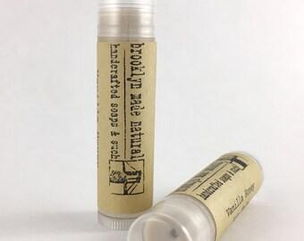 Vanilla Lip balm, natural lip balm, Shea butter lip balm, beeswax lip balm, lip chap, Chapstick, natural lip balm, tinted lip balm