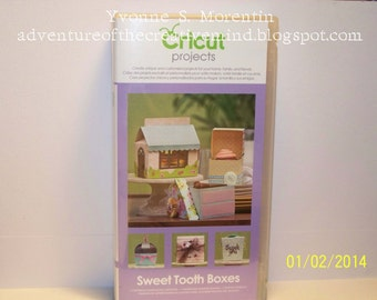 Sweet Tooth Boxes Cricut Cartridge
