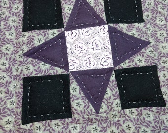 Hand Quilted Pot Holders