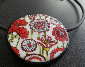 Floral Choker