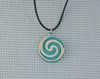 Spiral Amulet