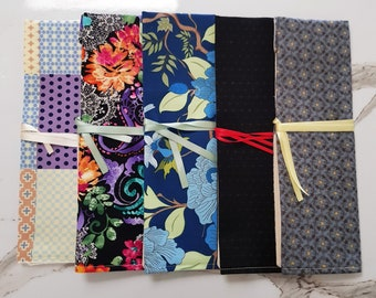 Cutlery Roll | Environmentlly Friendly | Waste Free | Recycled/ Upcycled Fabric