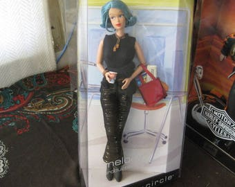 1 Modern Circle Melody Barbie's Production Assistant