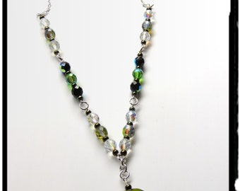 Butterfly bead Necklace