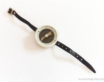 Vintage Wrist Compass Russian Soviet 70s