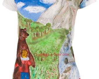 I Cuddle a Bear Once T-shirt