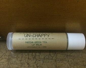Matcha Green Tea Lip Balm