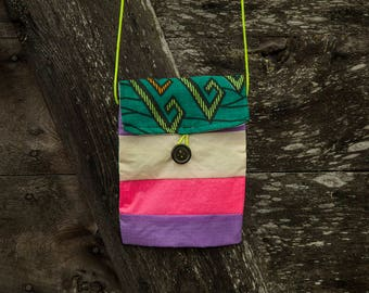 Happenstance Adventure Pouch (Recycled Paragliders, Malawi, Africa)
