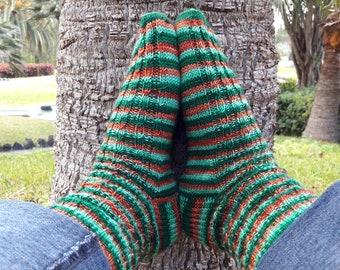 PATTERN - Spanglish Socks