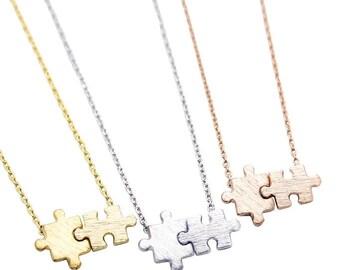Puzzle jewelry Etsy