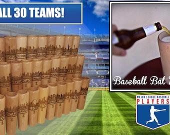 Officially Licensed Baseball Bat Mugs