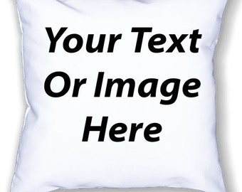 Customized All Over Printed Square Pillow