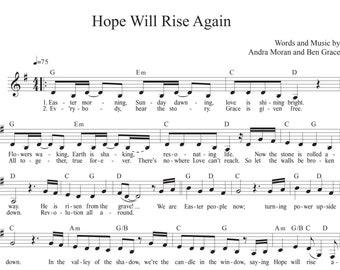 Hope Will Rise Again