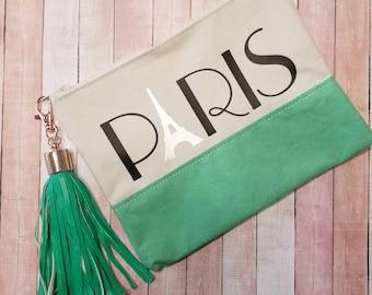 Makeup Bag ~ Paris