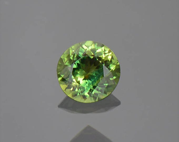 Excellent Green Blue Sapphire Gemstone from Australia 0.72 cts.