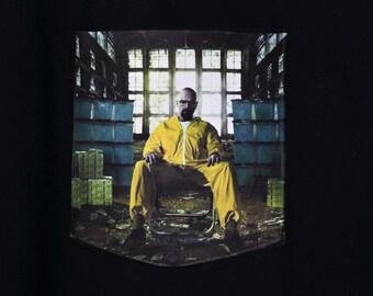 Breaking Bad - Heisenberg - Pocket T-Shirt