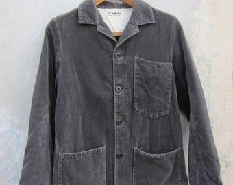 45rpm 45r Velvet Chore Worker Jacket