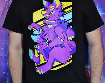 Candy Gore Dog T-Shirt