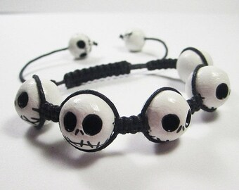 Jack Skellington Bracelet