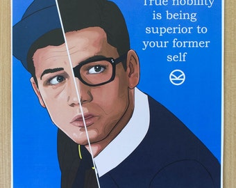 "Kingsman ""HONOUR"" Large Print."