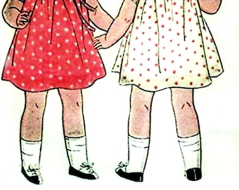 Shirley Temple, Patsy Lou, Doll Clothes Pattern, PDF Pattern, Digital Download, Vintage sewing Pattern, ePattern