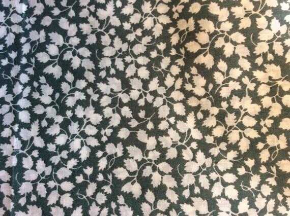 Tana lawn fabric from Liberty of London, Glenjade