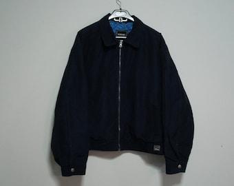 Vintage Versace Jean Couture bomber jacket size. L