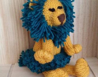 Lion in a tutu