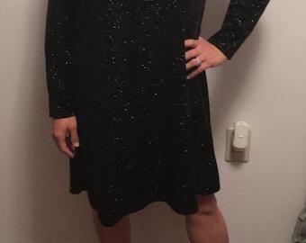 Vintage Velvet Party Dress