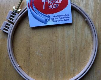 7 inch Morgan Interlocking No Slip Hoop