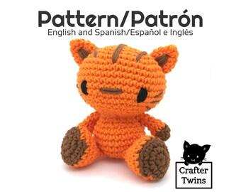 Kitty - Amigurumi pattern
