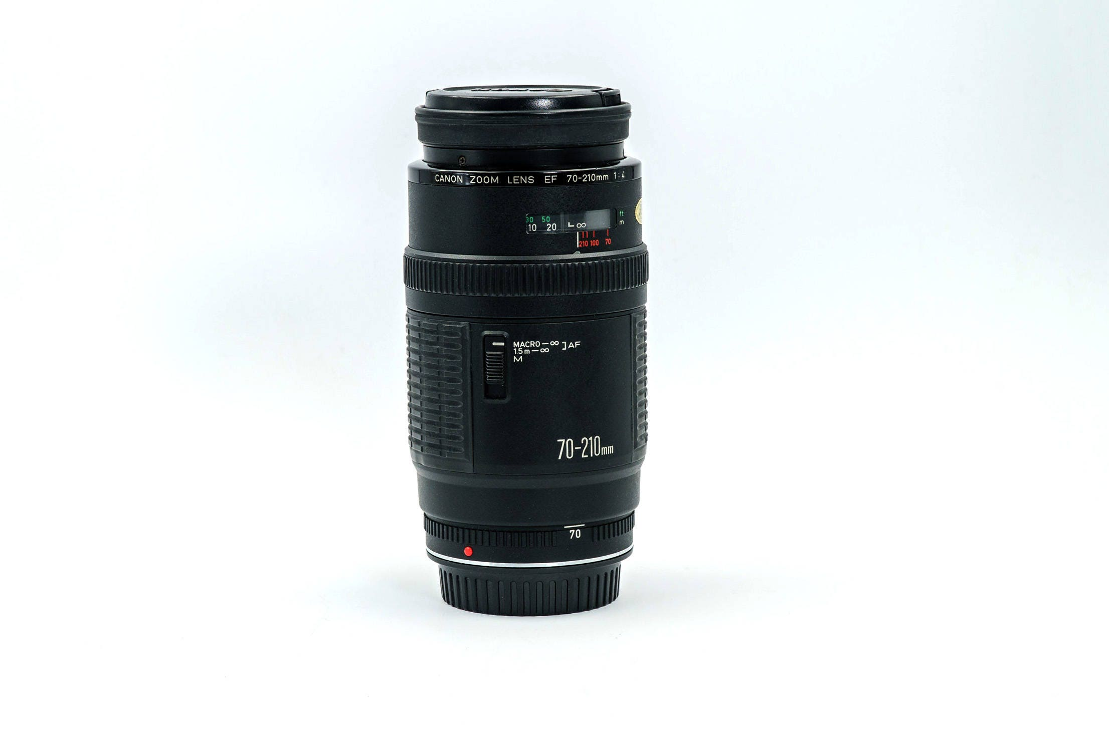 CANON EF 70-210mm MACRO Auto focus Full Frame Telephoto Lens with ...