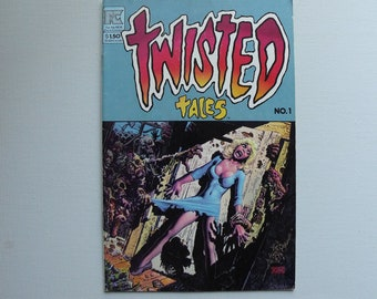 Twisted Tales No.1 (1982)