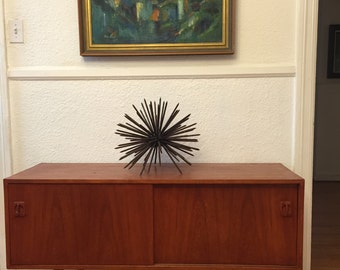 Mid Century Modern Brutalist Wall or Table Sculpture
