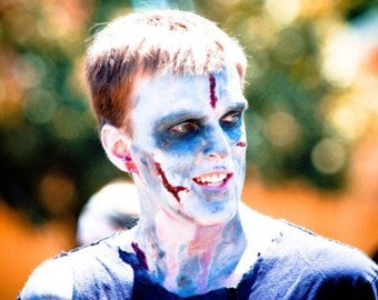 Blue zombie | Digital download