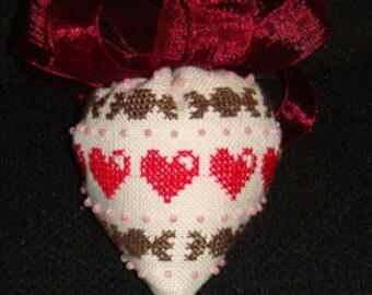 Valentines Day Emery - pattern