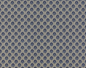 Moda RUE INDIENNE Quilt Fabric 1/2 Yard By French General - Pascal Indigo 13685 15