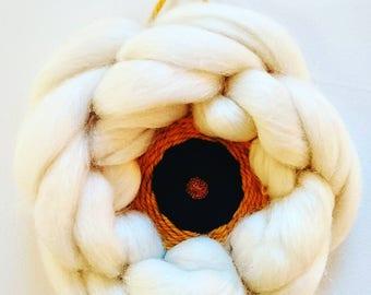 Mini circular weaving