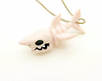 Shark Skeleton NECKLACE