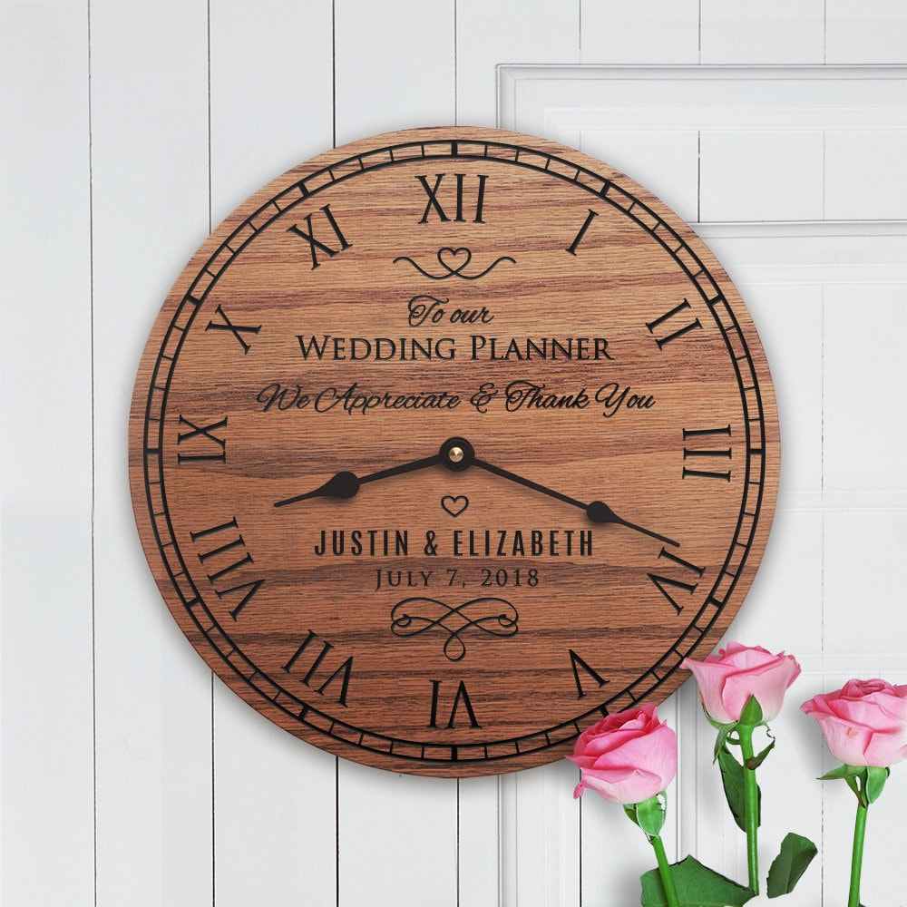 Personalized Wedding Gift For Wedding Planner Gift For Wedding