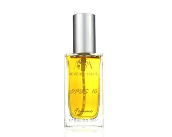 Perfume oil Amber & Musk fragrance aphrodisiac Opus 10 50ml