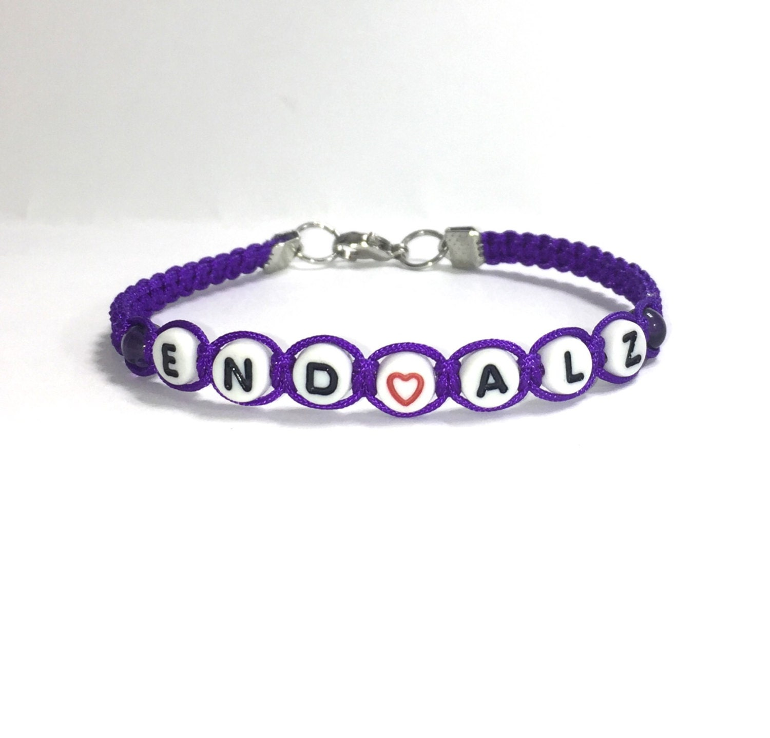 bracelet alzheimer creations alzheimers vida bracelets pura additional product geminired information awareness