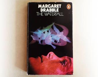 Margaret Drabble - The Waterfall - Penguin vintage paperback book - 1971