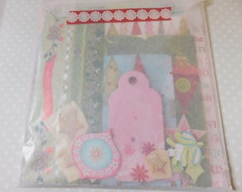 Christmas Project Life Arts and Crafts Kit - Paper Ephemera