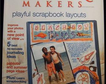 Memory Makers Magazine