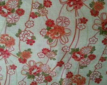 traditional Japanese fabric, Japanese fabric, Japanese Temari, beautiful traditional Japanese fabric
