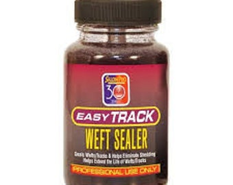 Weft Sealant(Optional)(Recommended)